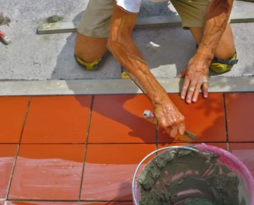 Tile Repairs Gold Coast